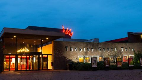 Orkest op maat 2022 Theater Geert Teis